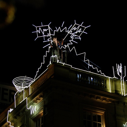 Hermès. Illuminations